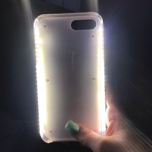 Light up case